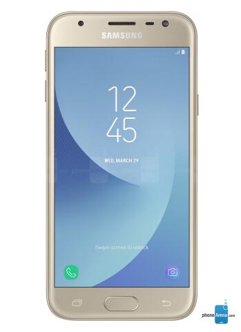 Samsung Galaxy J3 (2017) International