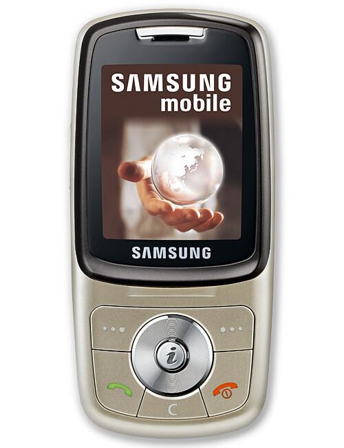 Samsung SGH-X530 specs