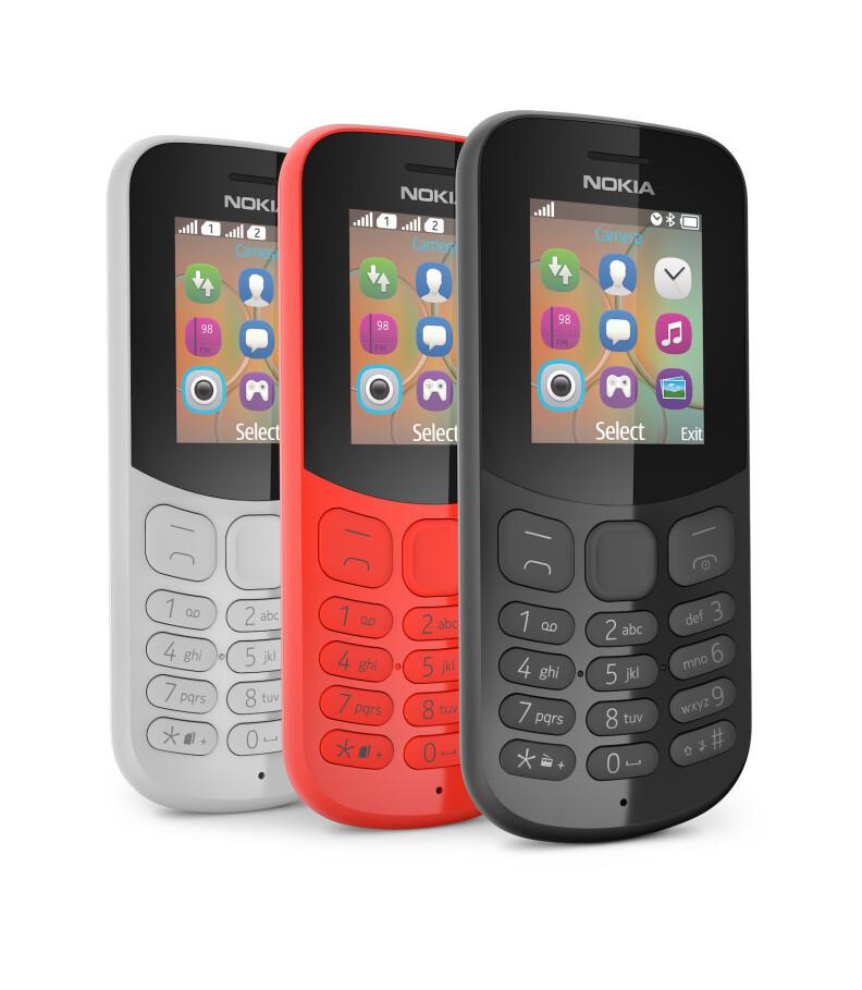 Nokia 130 (2017) specs