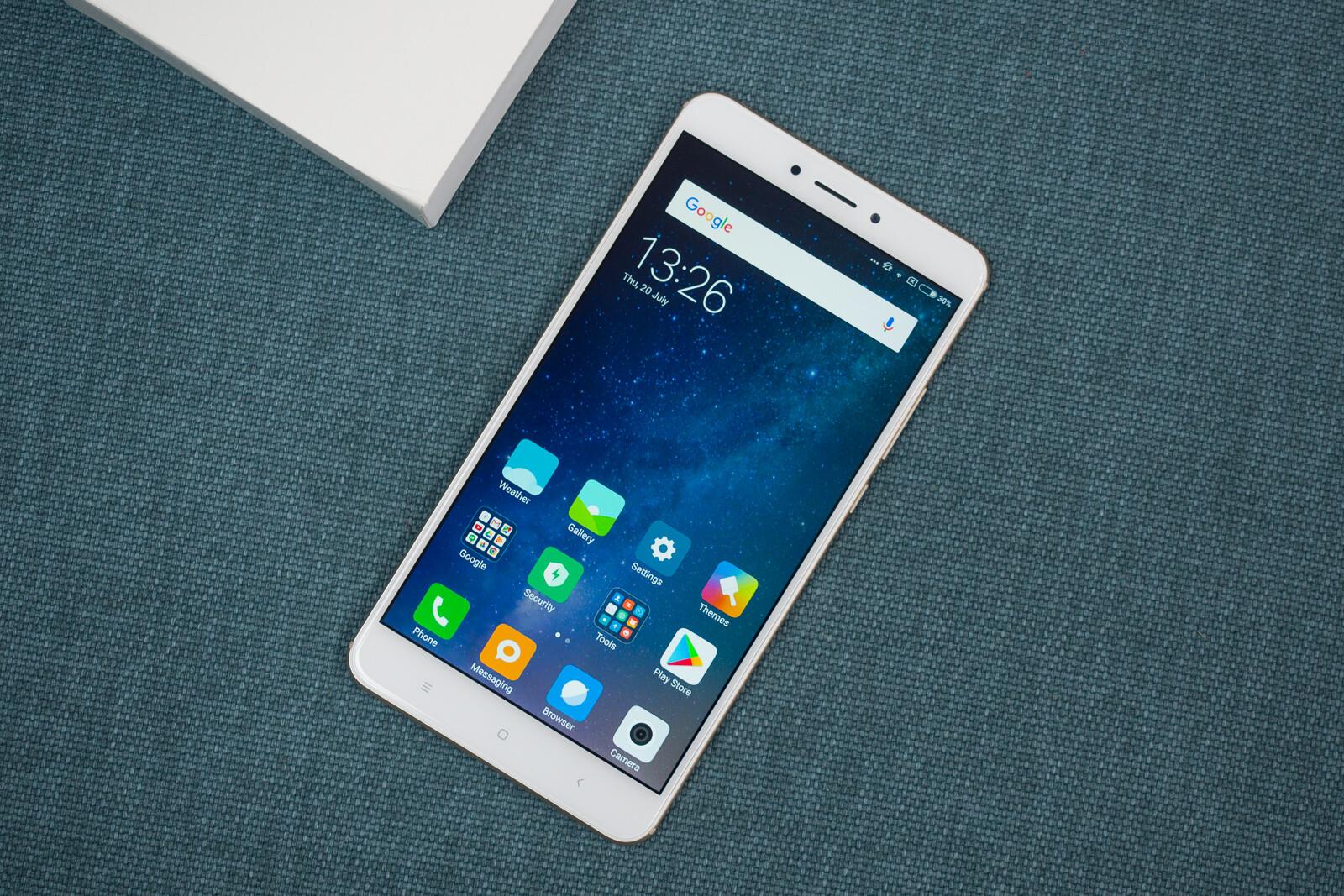 Xiaomi Mi Max 2 Full Specs
