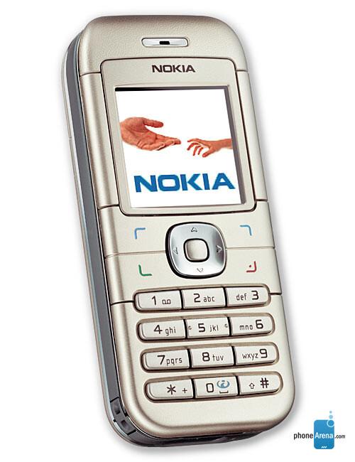 Nokia 6030 Specs