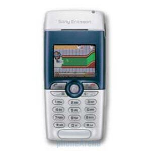 Sony Ericsson T316