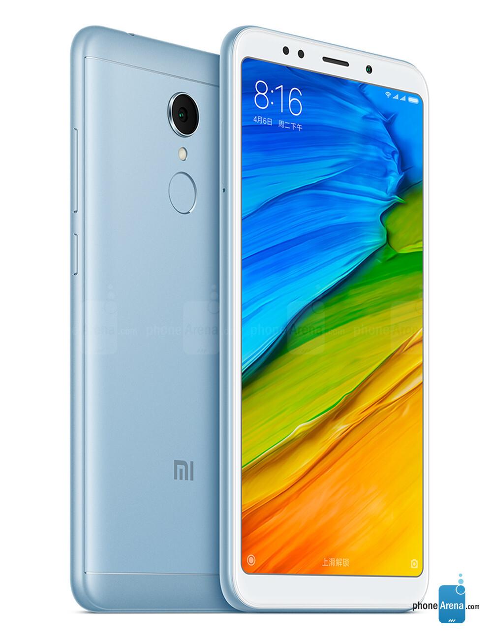 Xiaomi Redmi 5 specs