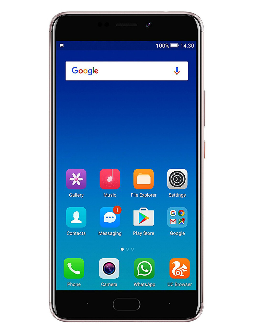 Gionee A1 Plus specs