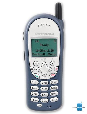 Motorola i205