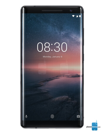 Picture of Nokia 8 Sirocco