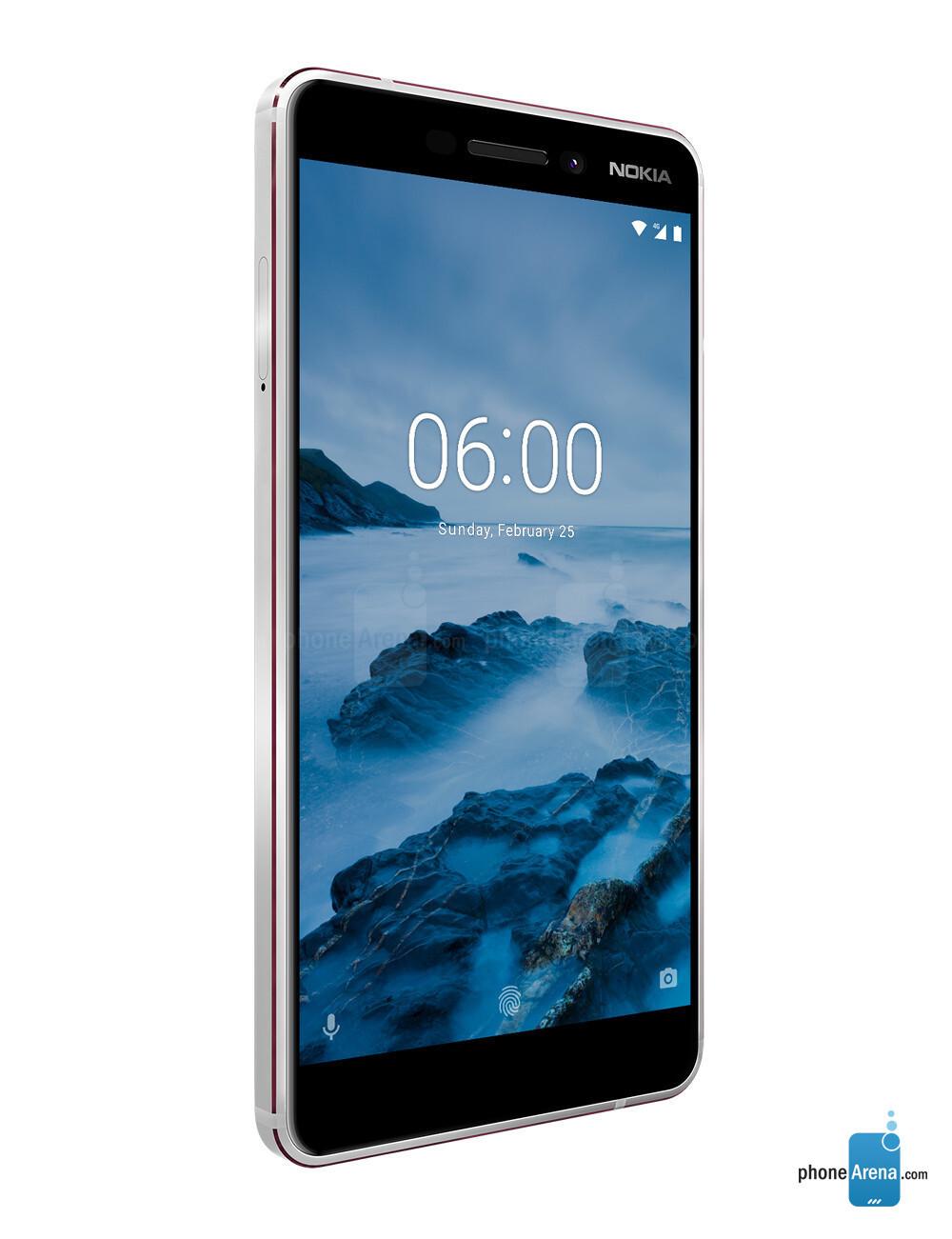 Compare The Market Phones >> Nokia 6 (2018) full specs