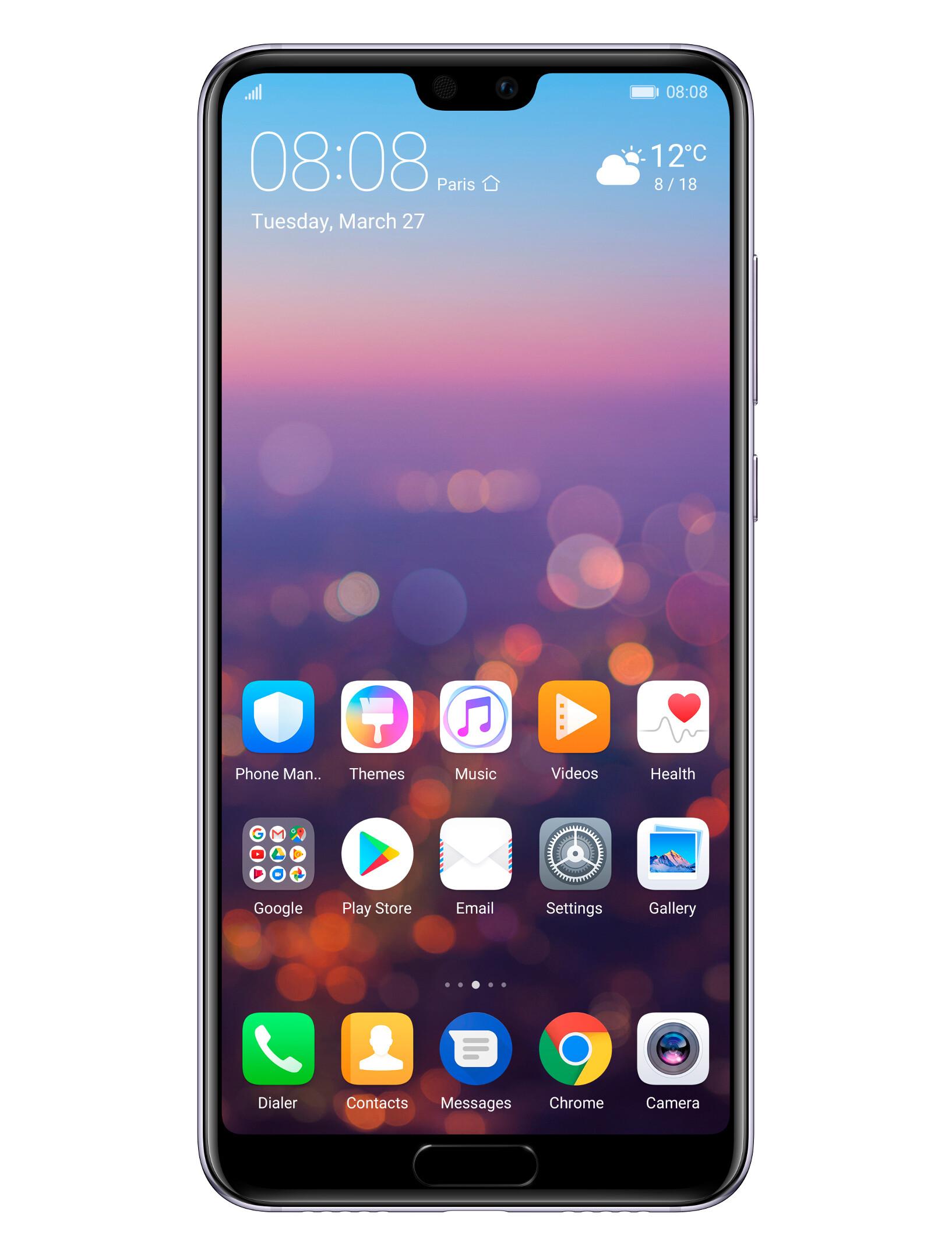 Huawei P20 Pro specs