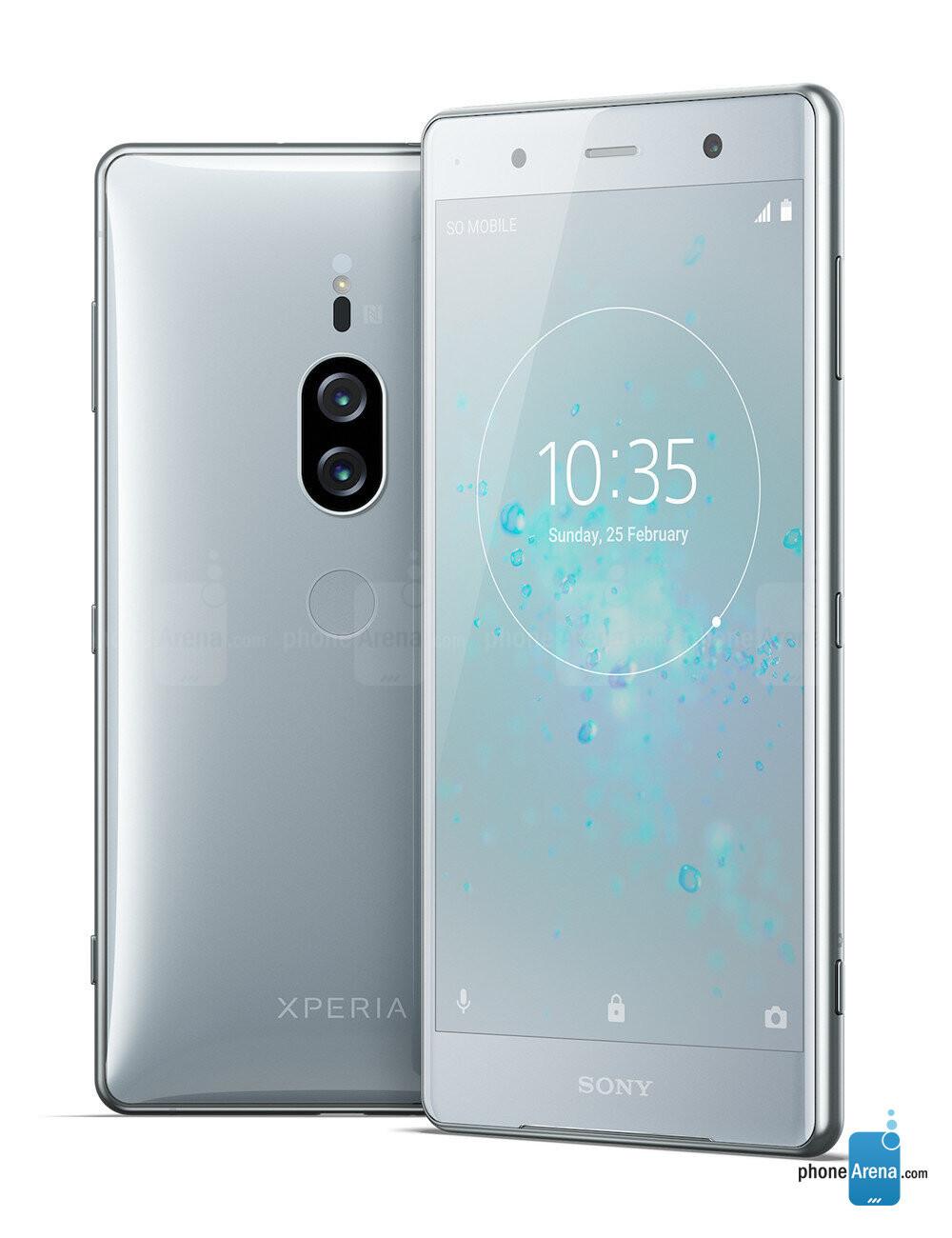 Sony Xperia XZ2 Premium specs
