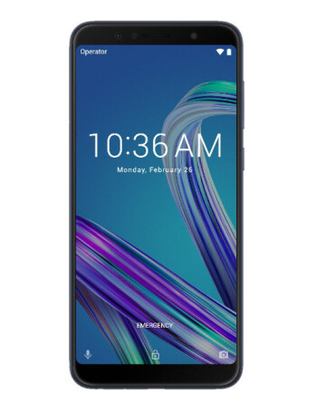Picture of Asus ZenFone Max Pro (M1)