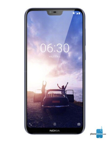 Picture of Nokia X6 (2018)