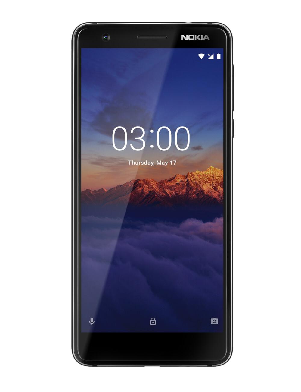 Nokia 3 1 Specs