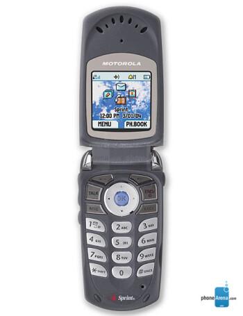 Motorola V60v