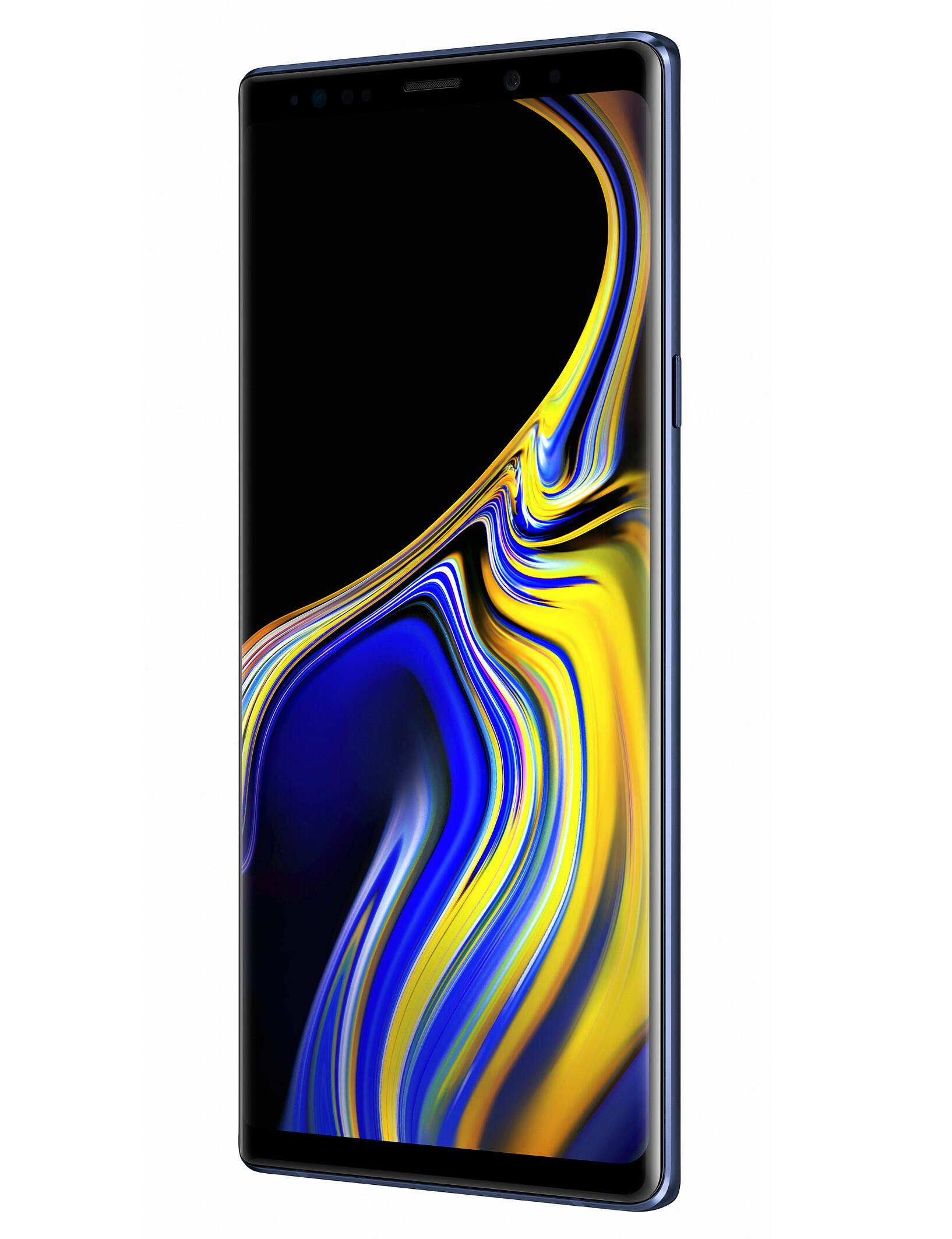 Samsung Galaxy Note 9 Specs