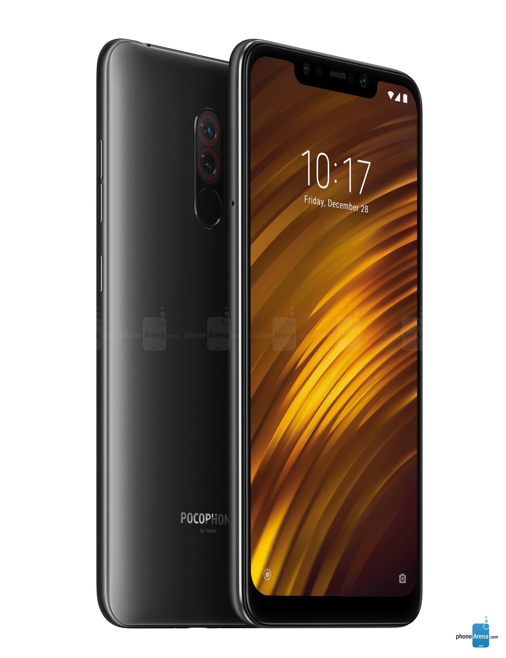 Xiaomi Pocophone F1 specs