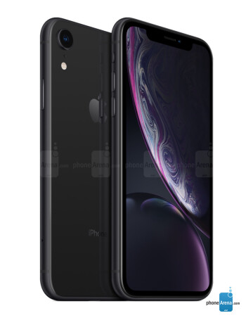 apple iphone xr size