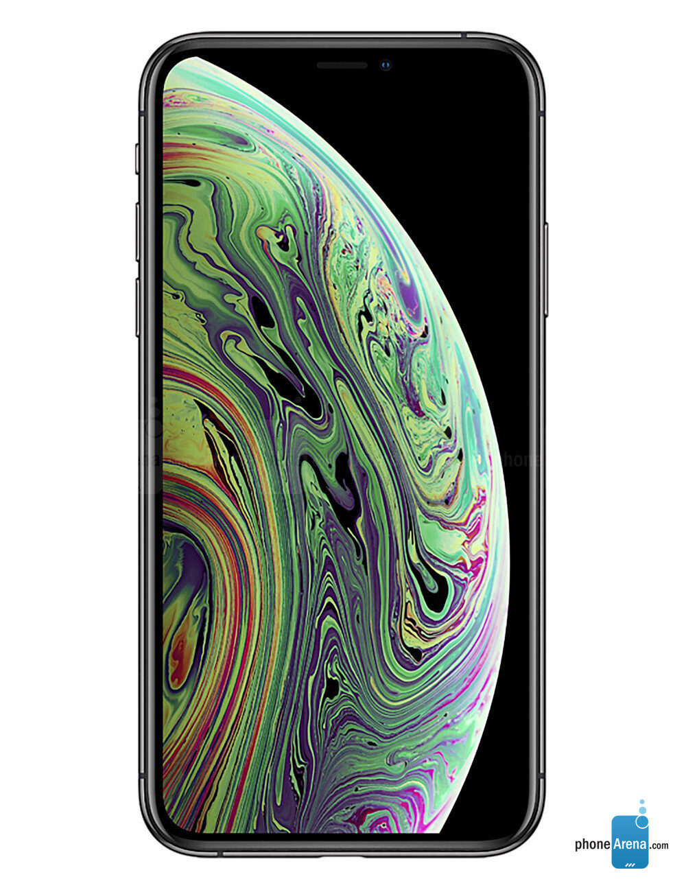 Falltest iphone xs