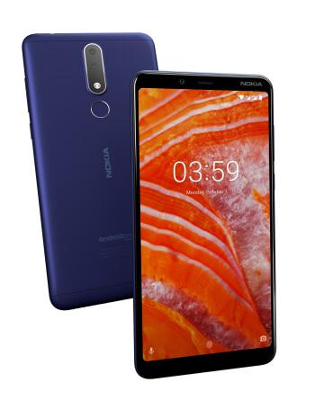 Nokia 3.1 Plus International
