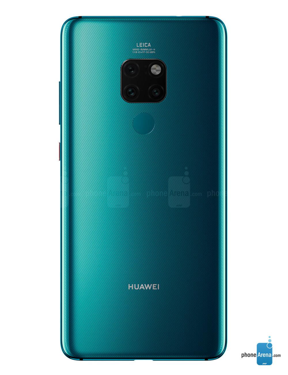 Huawei Mate 20 specs