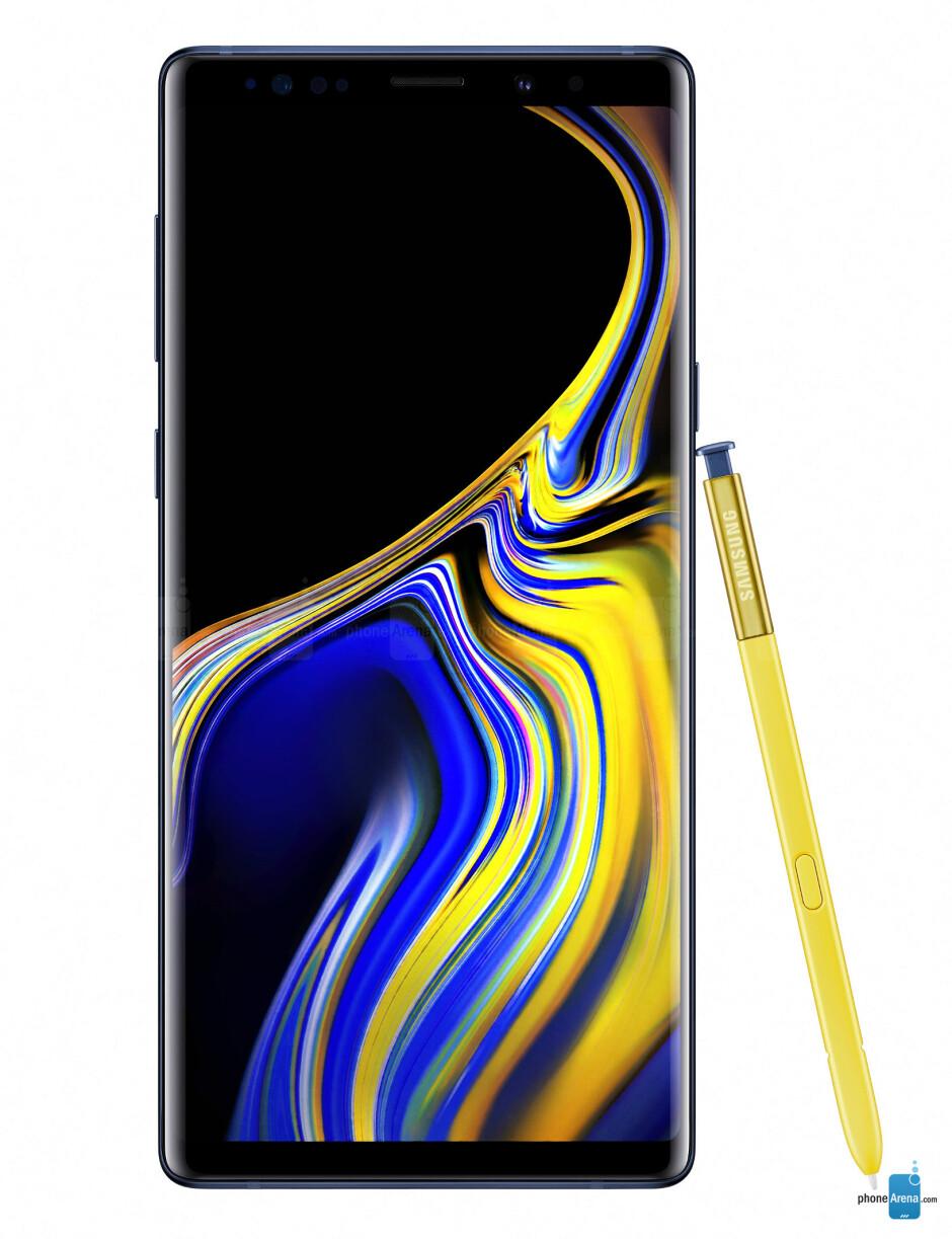 Samsung Galaxy Note9 Specs Phonearena