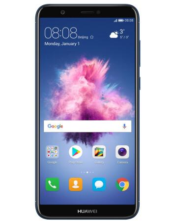 Huawei P Smart vs Huawei P20 Lite - specs comparison
