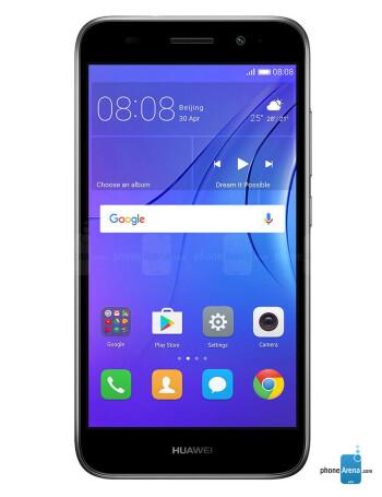 Huawei Y3 2017 specs