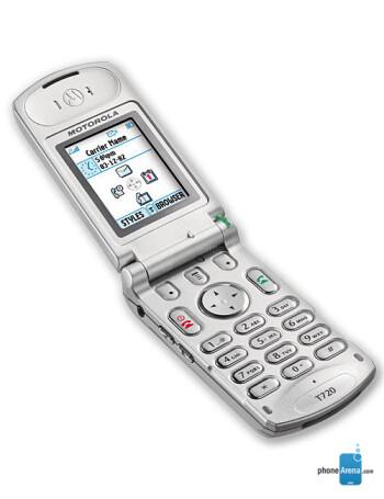 Motorola T720 (CDMA)