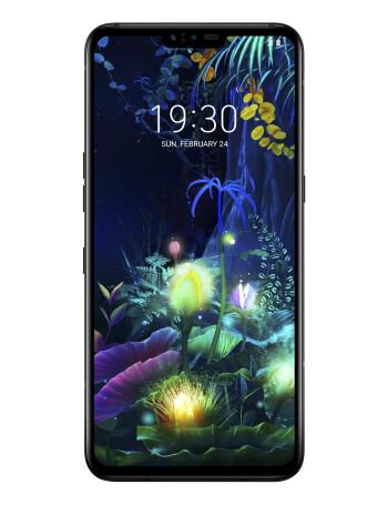 56b5a612cf5b18 Samsung Galaxy S10 vs LG G8 ThinQ - Visual phone size compare ...