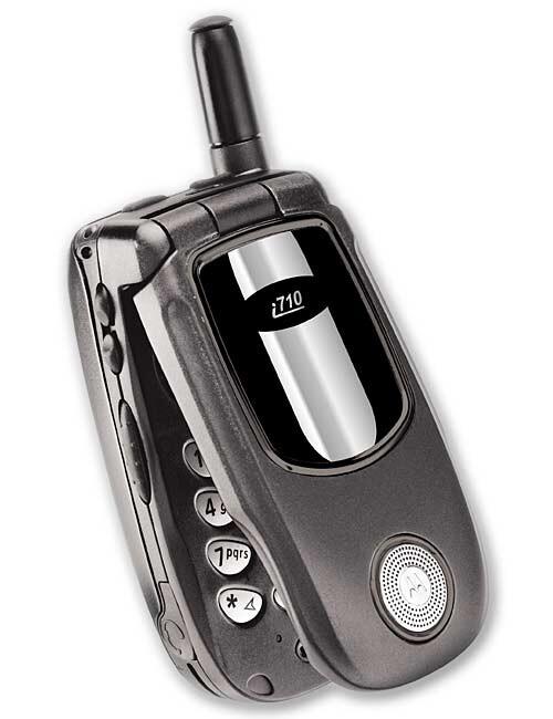 Motorola i710 specs