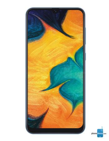 Highlights of Samsung Galaxy A30 (Red, 64 GB, 4 GB RAM)