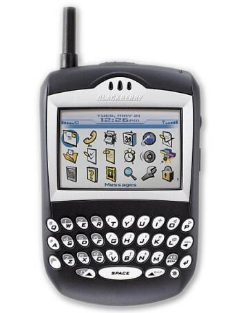 BlackBerry 7520