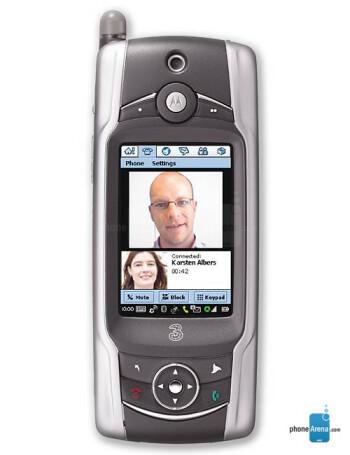 Motorola A925