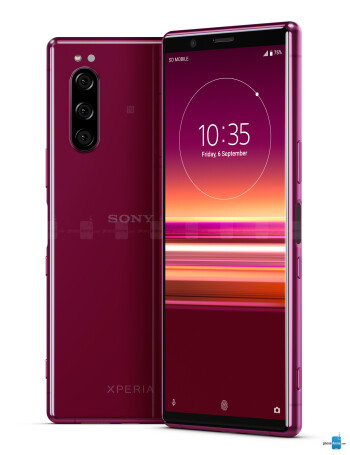 Sony Xperia XA Ultra vs Sony Xperia 5 - specs comparison