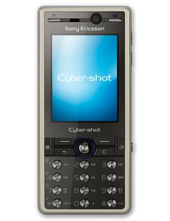 Sony Ericsson K810 specs