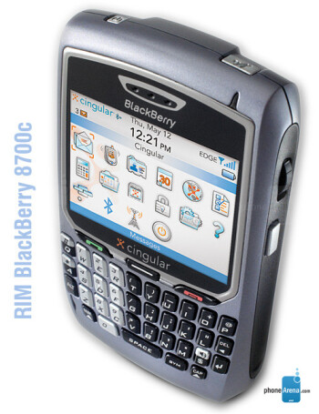 BlackBerry 8700 / 8700c / 8700g