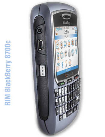 BlackBerry 8700 / 8700c / 8700g