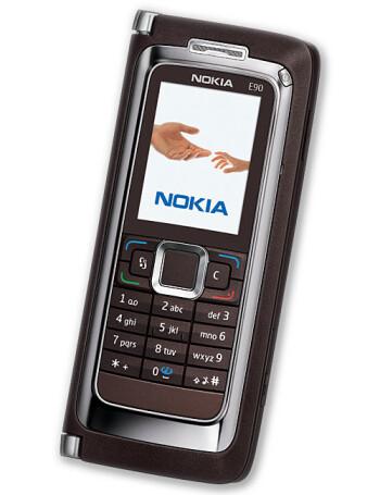 Nokia E90 Communicator specs