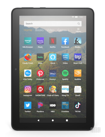 Amazon Fire HD 8 Plus (2020)