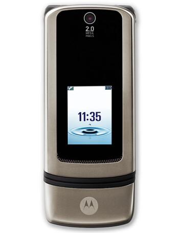 Motorola KRZR K3