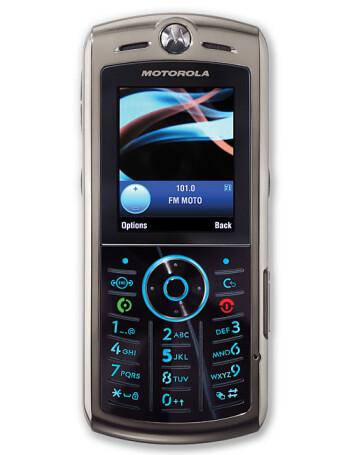 Motorola SLVR L9