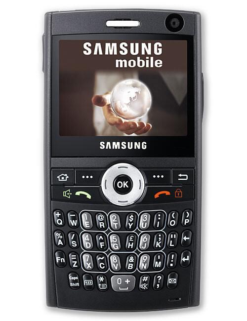 Samsung SGH-i600 Ultra Messaging Photos