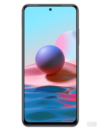 Xiaomi Redmi Note 10 specs