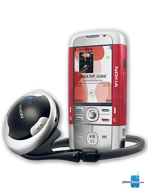 Nokia 5700 XpressMusic specs