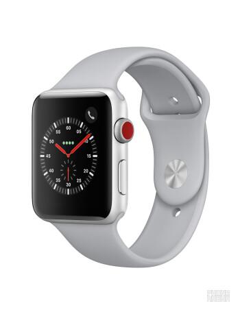 Apple Watch Series 3 (42mm) specs