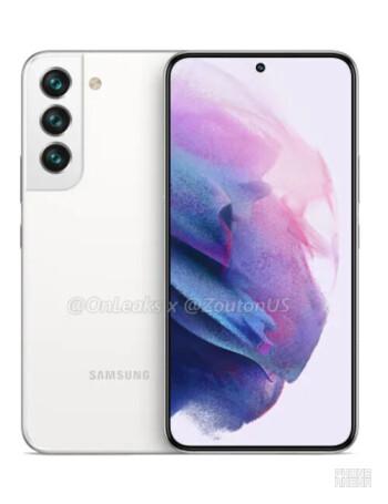 Samsung Galaxy S22 specs