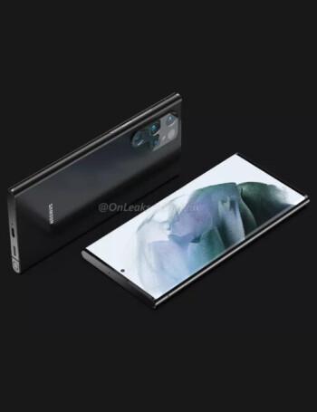 Samsung Galaxy S22 Ultra specs