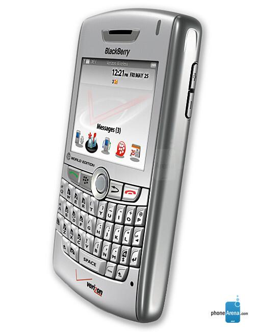 Blackberry 8830 Specs