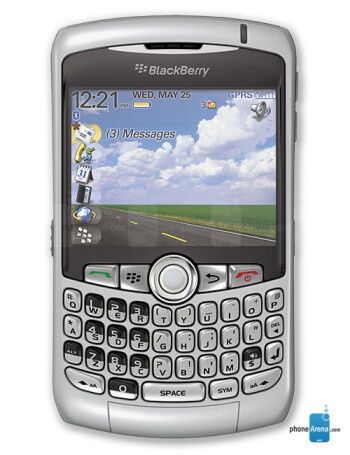 blackberry curve 8300 manual user guide rh phonearena com BlackBerry Curve 8330 Wi-Fi BlackBerry Curve 8330 Smartphone