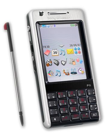 Sony Ericsson P1 specs