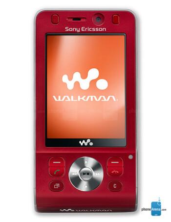 Sony Ericsson W910 specs